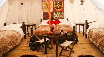 What to Secure for A Successful Glamping Getaway