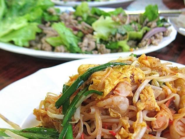thai restaurant in hong kong