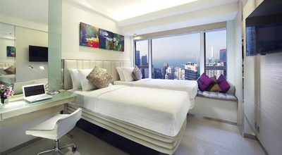 Sheung Wan hotel offers